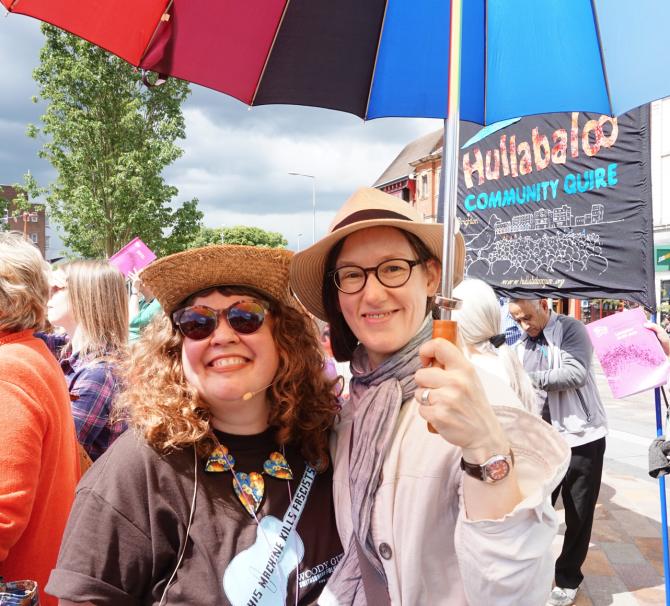 SAVE THE DATE!!! Val Regan/Kirsty Martin LGBT History Month Exchange Workshops!