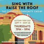 Raise the Roof Autumn Term 2021
