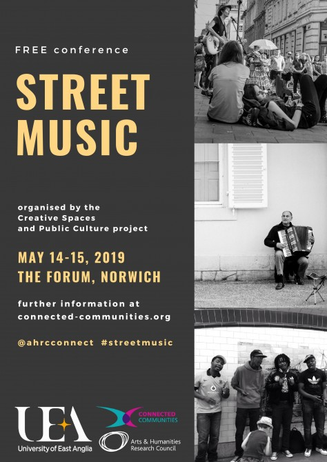 Street Music Conference