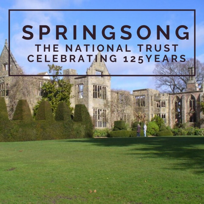 Springsong - The National Trust at 125