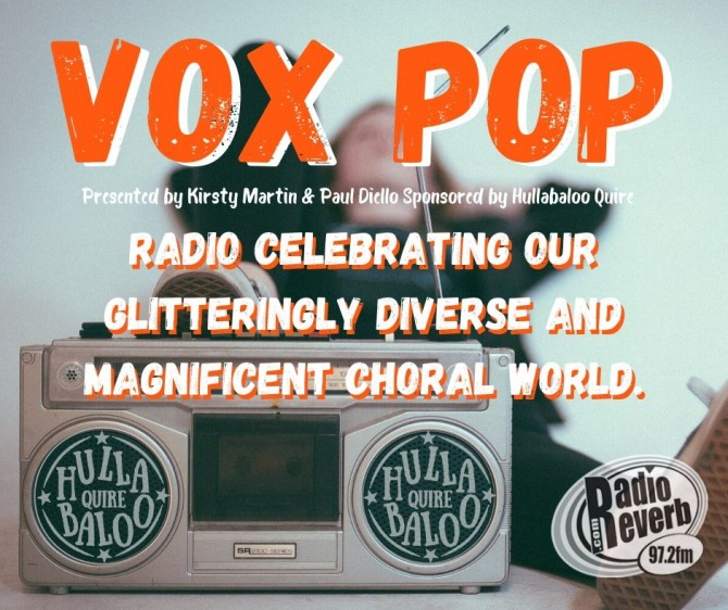 Vox Pop Radio - May 2020