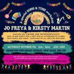 Harvest Hootenanny! with Jo Freya & Kirsty Martin